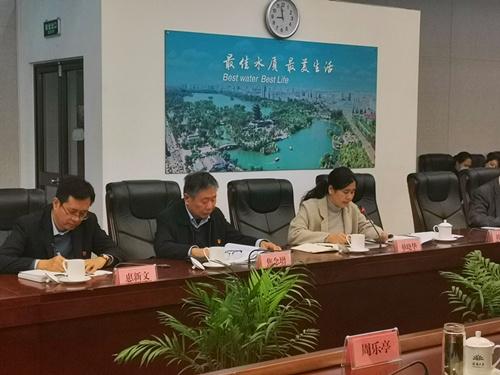 集团公司党委参加市属企业党组织标准化专项调研督导检查